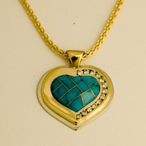 Heart Pendant #G0011