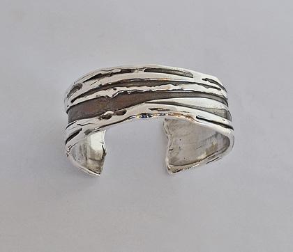 Sterling Silver Bracelet #G0118