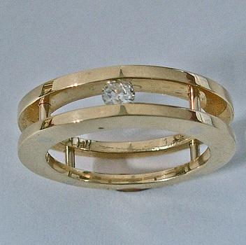 Channel-Set-Diamond-Ring-by-Southwest-Originals-505-363-7150