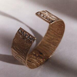 Gold-Bracelet-with-Diamonds-by-Southwest-Originals-505-363-7150