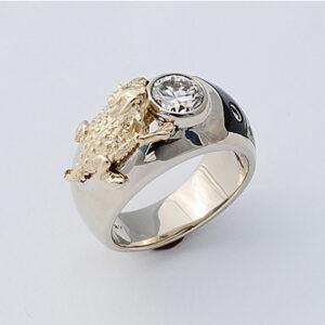 Horny Toad Ring 3