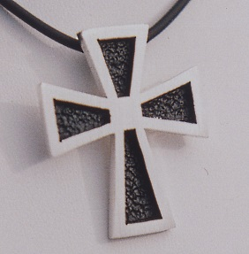 Sterling Silver Cross Pendant by Southwest Originals 505-363-7150