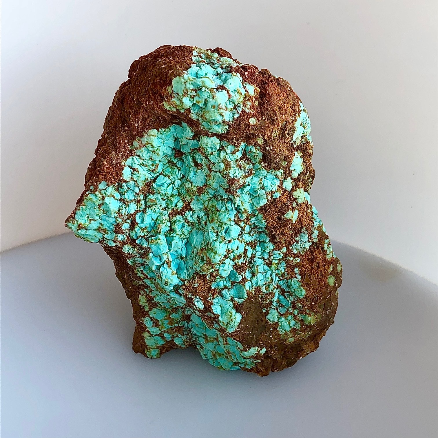 The History and Fame of the Number 8 Nevada Turquoise Mine