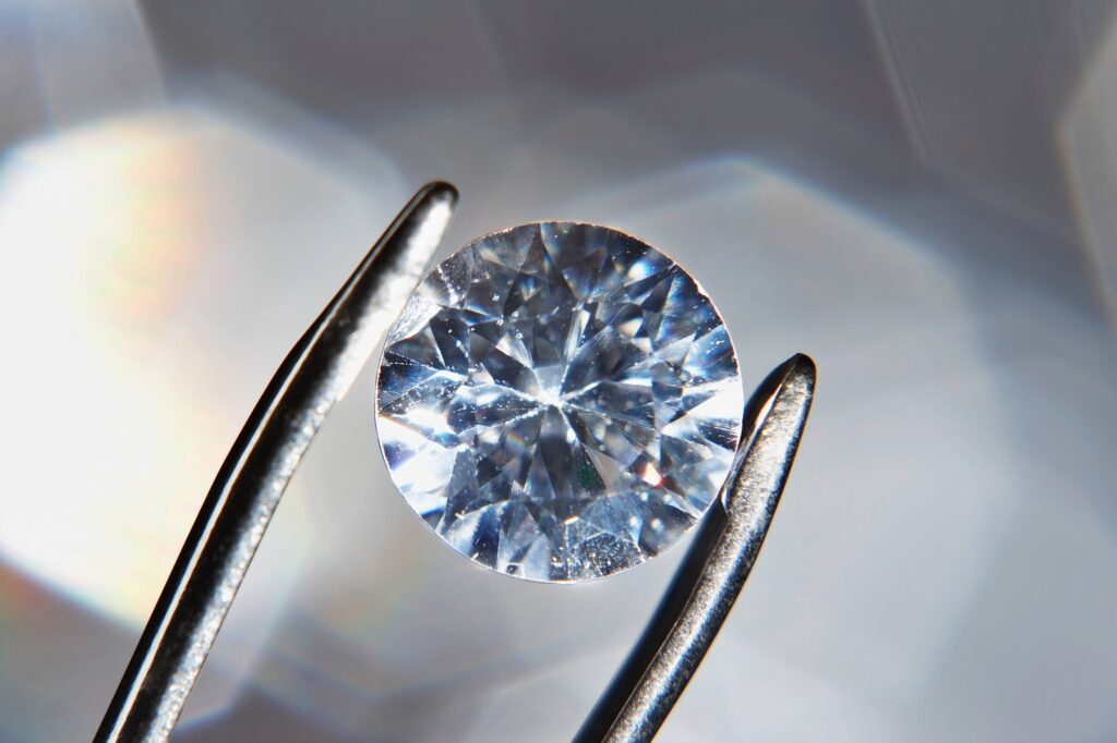 The Best Mined Diamond Alternative Options For Jewelry Gemstones by Southwest Originals 505-363-7150